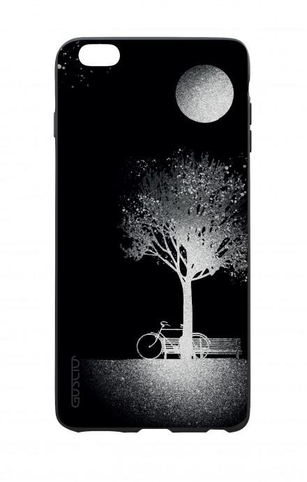 Cover Bicomponente Apple iPhone 6/6s - Luna e Albero