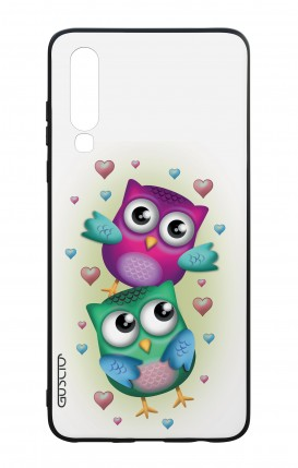 Huawei P30 WHT Two-Component Cover - New Double Owl