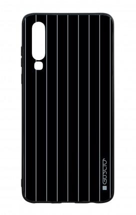 Cover Bicomponente Huawei P30 - Righe Classiche