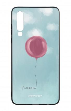 Cover Bicomponente Huawei P30 - palloncino della libertà