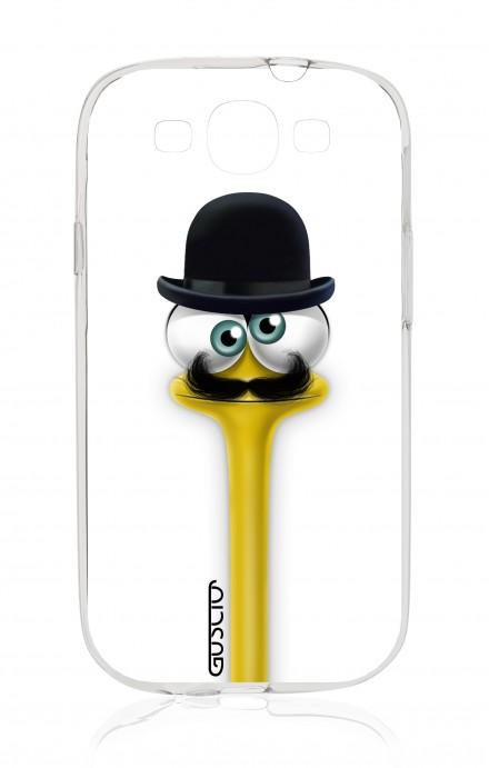 Cover Samsung Galaxy S3/S3 Neo - Yelloneck Moustache