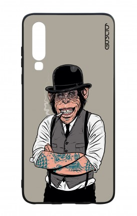 Huawei P30 WHT Two-Component Cover - Derby Monkey