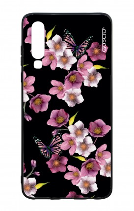 Huawei P30 WHT Two-Component Cover - Cherry Blossom