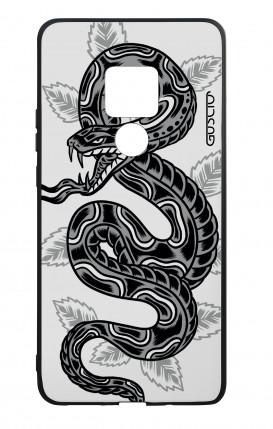 Cover Bicomponente Huawei Mate 20 - Serpente Tattoo