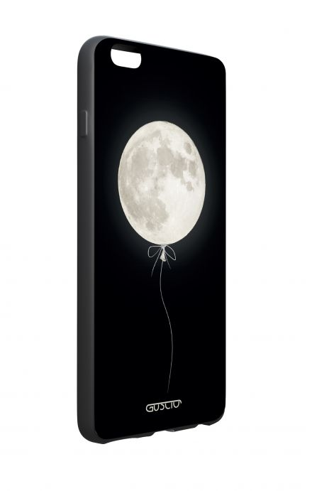 Apple iPhone 6 WHT Two-Component Cover - Moon Balloon