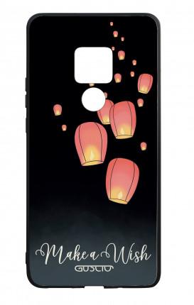 Cover Bicomponente Huawei Mate 20 - Lanterne dei desideri