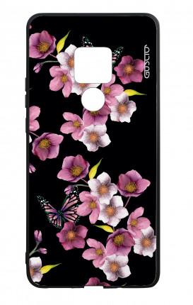 Cover Bicomponente Huawei Mate 20 - Fiori di ciliegio