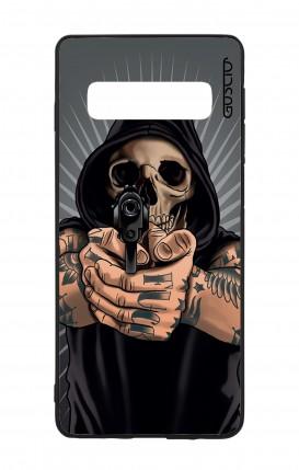 Cover Bicomponente Samsung S10 - Mani in alto