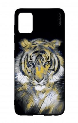Cover Bicomponente Samsung A51 - Tigre neon