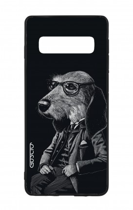 Samsung S10 WHT Two-Component Cover - Elegant Dogstyle