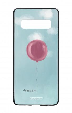 Samsung S10 WHT Two-Component Cover - Freedom Ballon