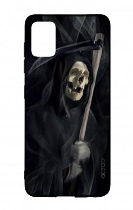 Cover Bicomponente Samsung A51 - Morte con falce
