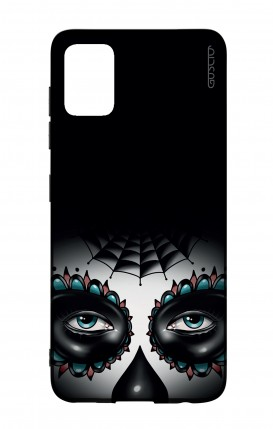 Samsung A51 Two-Component Cover - Calavera Eyes