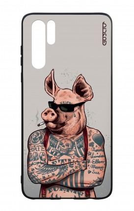 Huawei P30PRO WHT Two-Component Cover - Hate BBQ