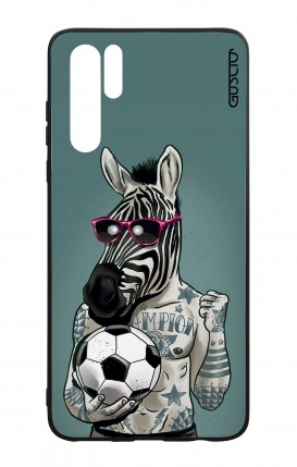 Cover Bicomponente Huawei P30PRO - Zebra