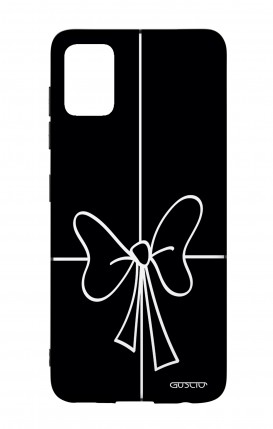 Samsung A51 Two-Component Cover - Bow Outline