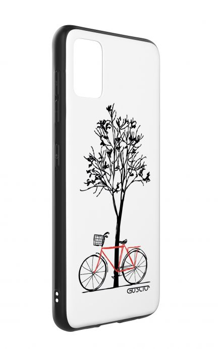 Samsung A51 Two-Component Cover - Cycle & Tree