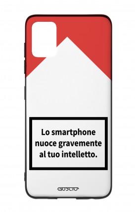 Cover Bicomponente Samsung A51 - Nuoce gravemente...