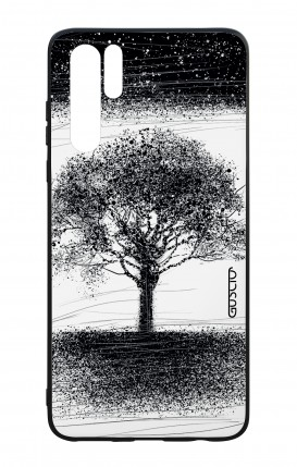 Huawei P30PRO WHT Two-Component Cover - INK Tree