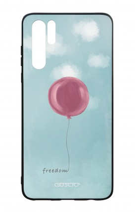 Huawei P30PRO WHT Two-Component Cover - Freedom Ballon