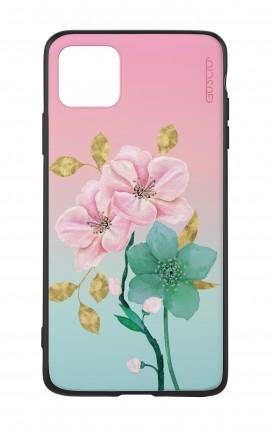 Cover Bicomponente Apple iPhone 11 PRO MAX - Fiori rosa