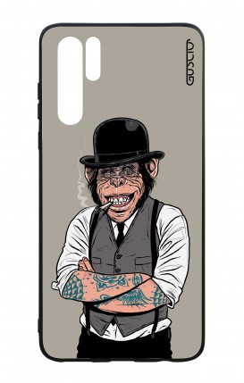 Huawei P30PRO WHT Two-Component Cover - Derby Monkey