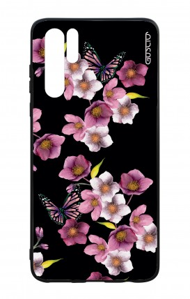 Huawei P30PRO WHT Two-Component Cover - Cherry Blossom
