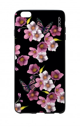 Cover Bicomponente Apple iPhone 6/6s - Fiori di ciliegio