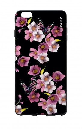 Apple iPhone 6 WHT Two-Component Cover - Cherry Blossom
