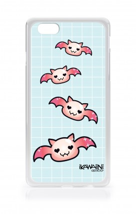 Cover Apple iPhone 6/6s - Bat Kawaii