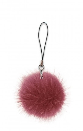 PomPom Ecofur PURPLE - Neutro