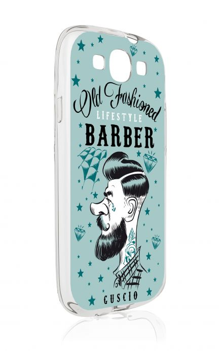 Cover Samsung Galaxy S3 GT i9300 - Barber lifestyle