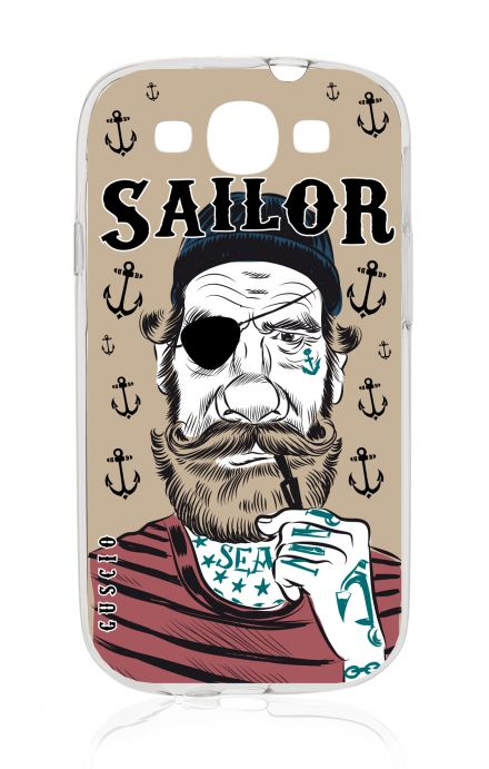Cover Samsung Galaxy S3 GT i9300 - Sailor