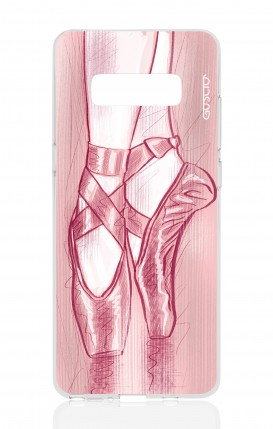 Cover Samsung NOTE 8 - Ballet Slippers