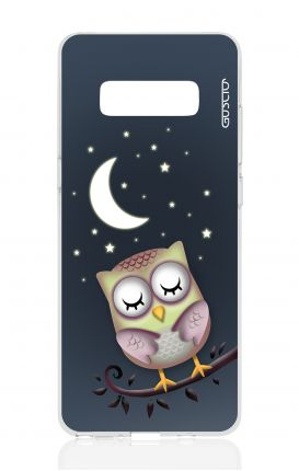 Cover Samsung NOTE 8 - Owl in The Night