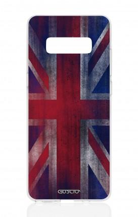 Cover Samsung NOTE 8 - Vintage Union Jack