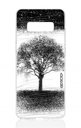 Cover TPU Samsung NOTE 8 - Albero della vita nuovo