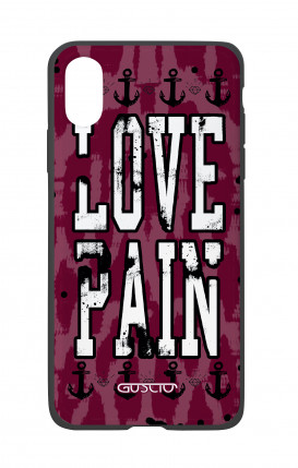 Cover Bicomponente Apple iPhone X/XS - Love Pain ancorette