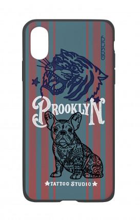 Cover Bicomponente Apple iPhone X/XS - Brooklyn Tattoo Studio