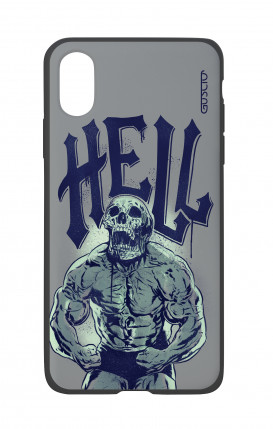 Cover Bicomponente Apple iPhone X/XS - Hell
