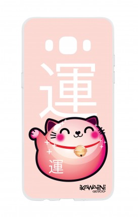 Cover Samsung Galaxy J5 2016 - Japanese Fortune cat Kawaii