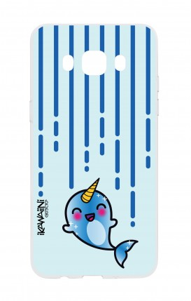 Cover Samsung Galaxy J5 2016 - Narwhal Kawaii