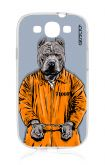 Cover Samsung Galaxy S3 GT i9300 - Dog Jail