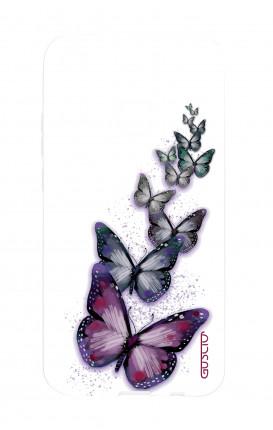Cover TPU Samsung A20e - Volo di farfalle