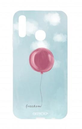 Cover Huawei P Smart 2019 - palloncino della libertà
