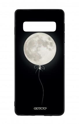 Cover Bicomponente Samsung S10 - Palloncino lunare