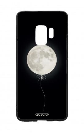 Cover Bicomponente Samsung S9 - Palloncino lunare