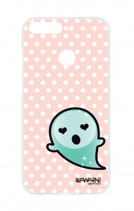 Cover HUAWEI Y6 2018 Prime - Ghost Kawaii