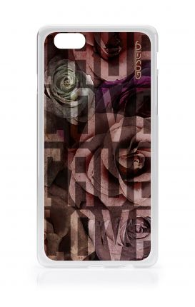 Cover Apple iPhone 6/6s - True love flowers
