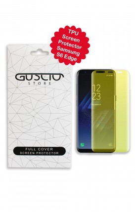 TPU Screen Protector S6Edge - Neutro